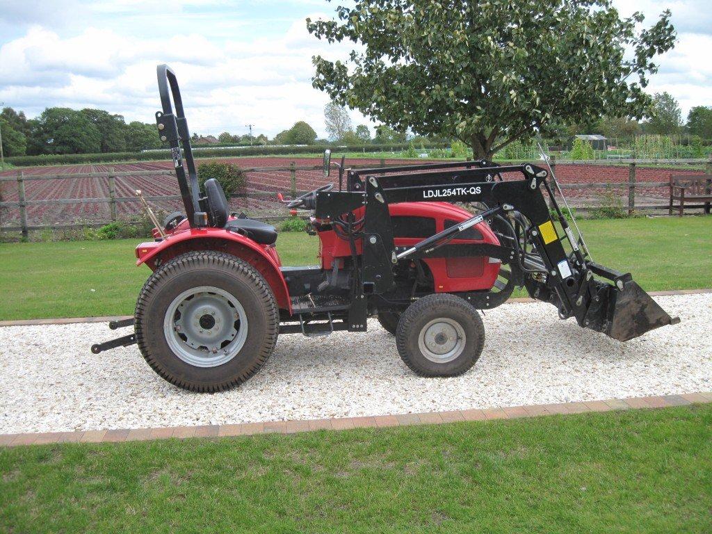 Mahindra used tractor