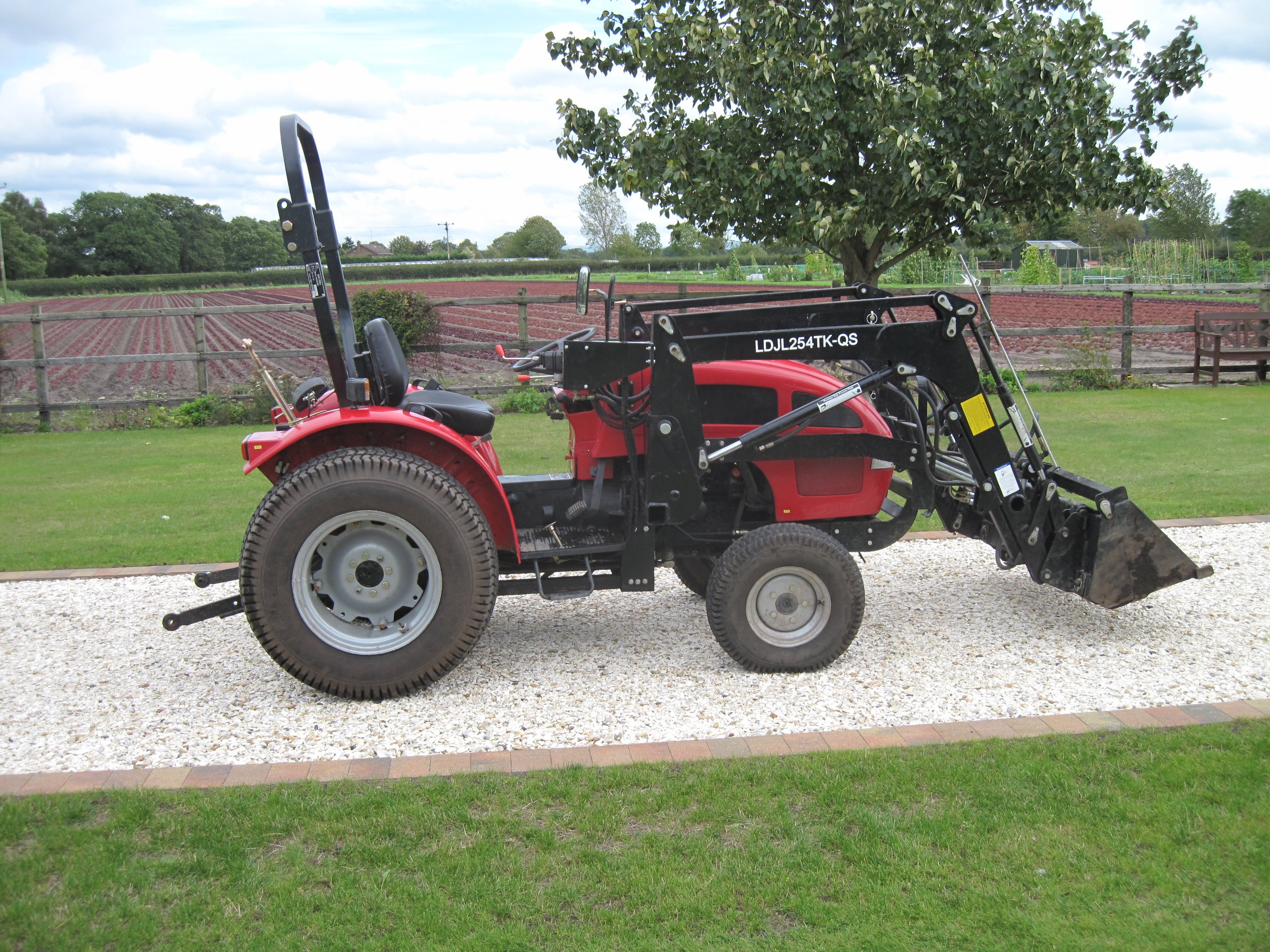 Used Compact Tractor : Used mahindra compact tractor for sale