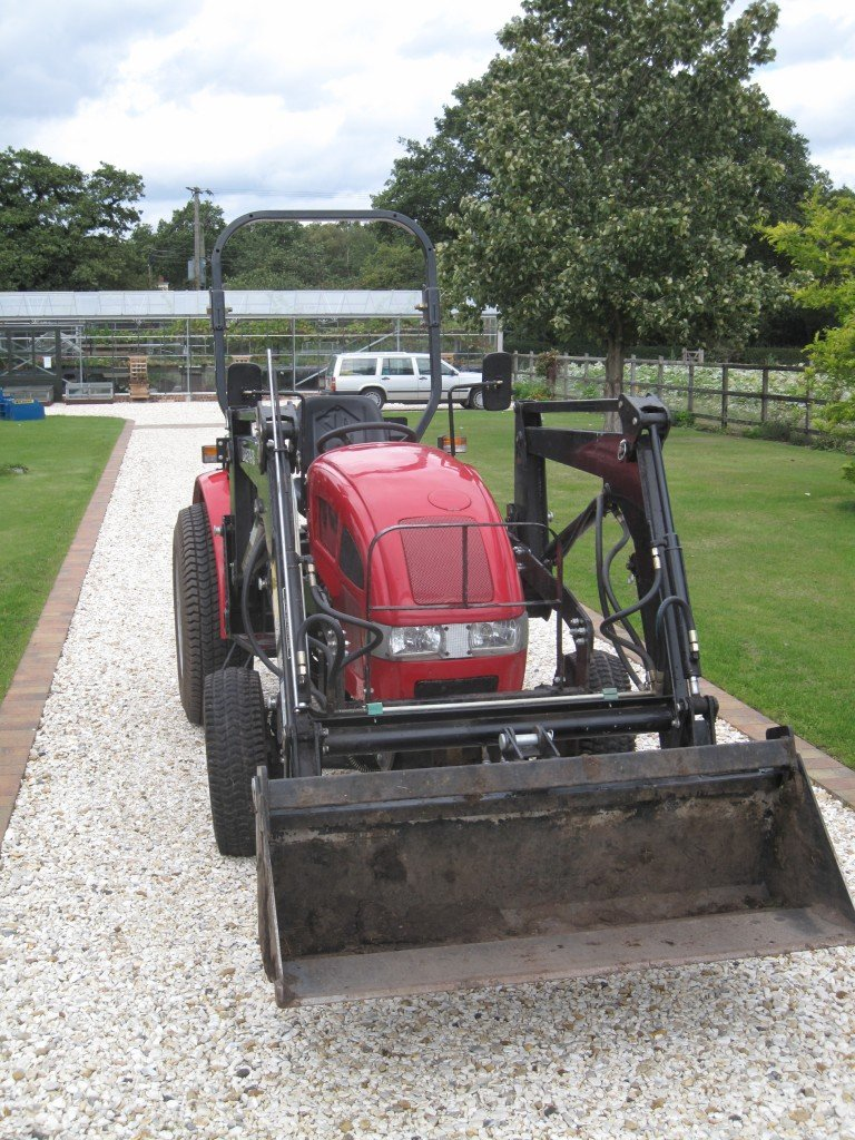 used compact tractor for sale
